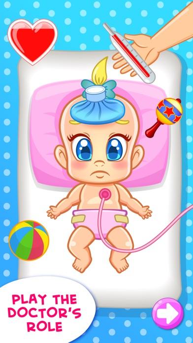 download Médico de niños - Juego de hospital para niños apps 1