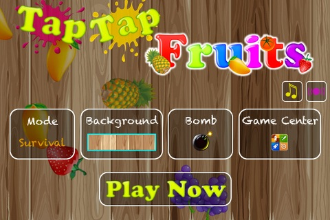 Tap Tap Fruits screenshot 2