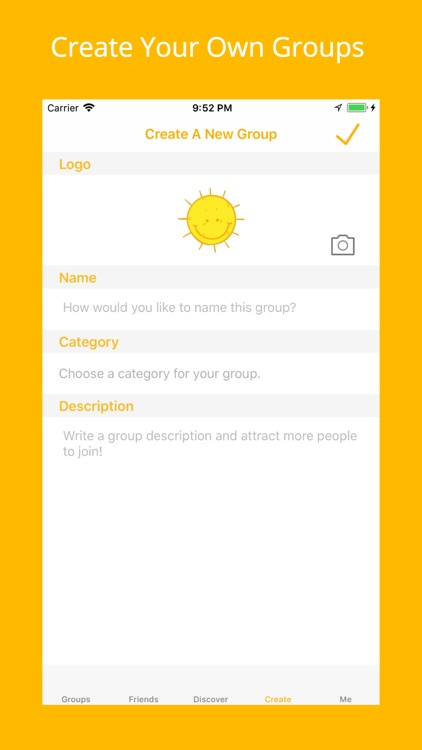 Groupiu-Connect with Groups