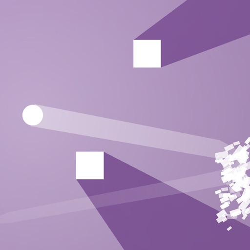Gravity Ball - Touch to jump & avoid the white tile iOS App