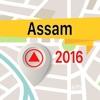 阿萨姆邦 離線地圖導航和指南