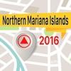 北马里亚纳 離線地圖導航和指南