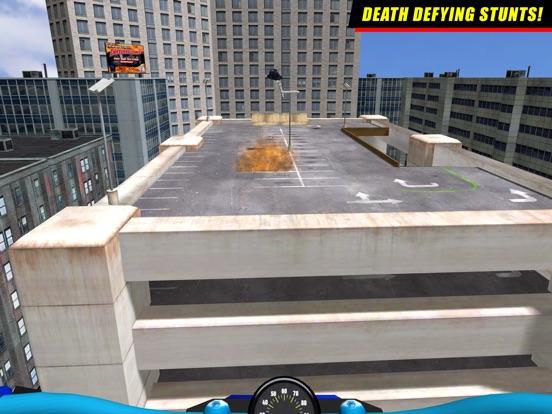 Daredevil Dave 2: Motorcycle Mayhem! Screenshot