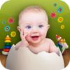 El rostro del futuro bebé: haz un bebé y elige un nombre mientras estás embarazada (baby booth)!