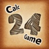 Calc 24 Maths Game - A Brain Training Card Puzzle for Kids & Adults