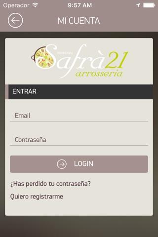 Safrà21 screenshot 1