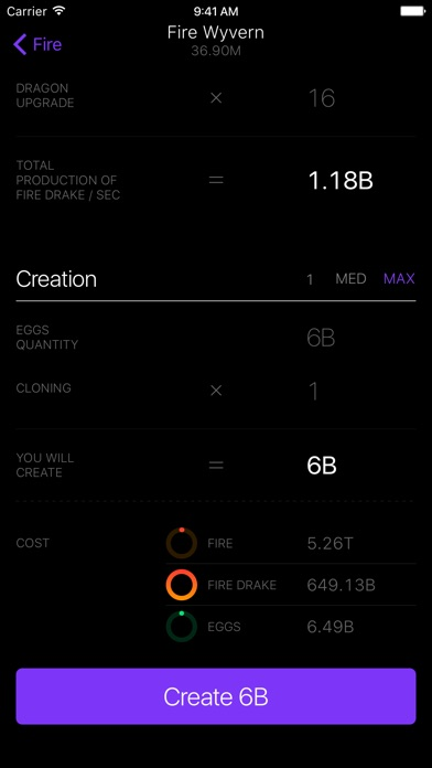 Invisible Dragons Screenshot