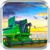X-mas Farm Harvester Simulator harvester