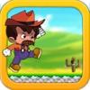 A Cowboy Runner!