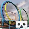 VR Roller Coaster logo