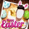 Easter Face Effects FREE - Visage Camera to Place Yr Face in Photo Frame Hole