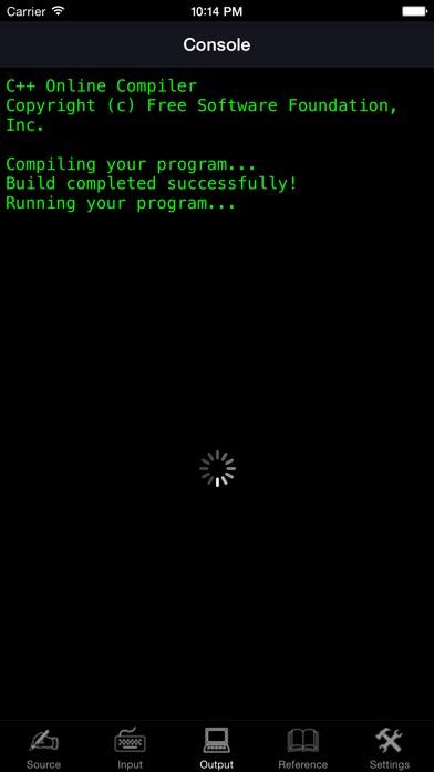 C++ Programming Language Pro Screenshots