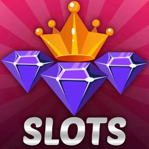 Diamond Crown Slots - Spin & Win Prizes with the Classic Ace Las Vegas Machine