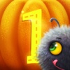 Boo Numbers - learn how to write numbers from 1 to 10 for preschool