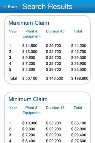 BMT Tax Calc screenshot 3