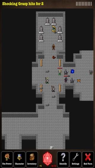 Dungeons of Evermore Screenshot