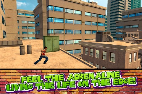 Crazy Stunt Parkour Simulator 3D Full screenshot 1