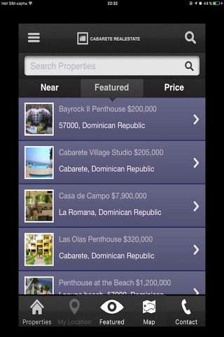 CabareteRealEstate screenshot 2