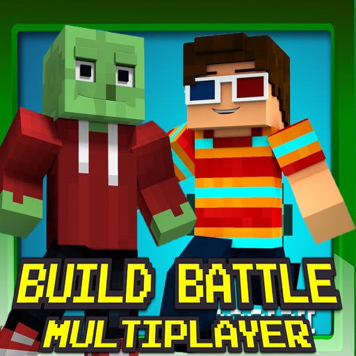 Build Battle : Mini Game with Multiplayer