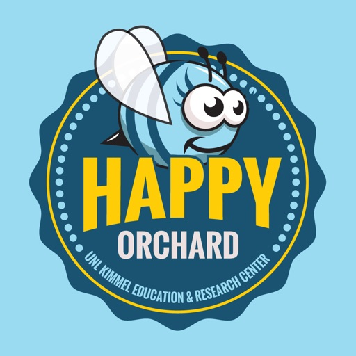 Happy Orchard Icon