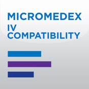 Micromedex IV Compatibility Mobile App Icon