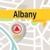 Albany Offline Map Navigator and Guide