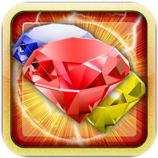 Magic Jewels Zombies: Game Martch iOS App