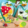 Insects and Bugs for Toddlers and Kids : discover the insect world !