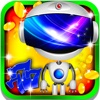 Robot Factory Rush Slots: Big coin rush and bonus games wins