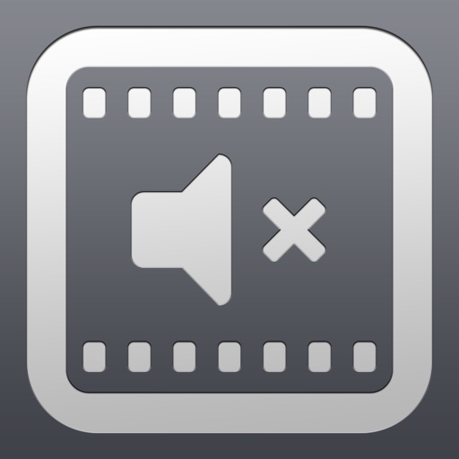 Video Audio Remover - remove the audio tracks from your videos