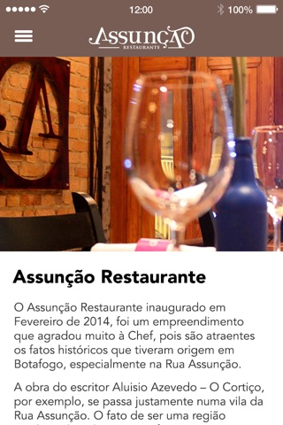 Assunção Restaurante screenshot 2