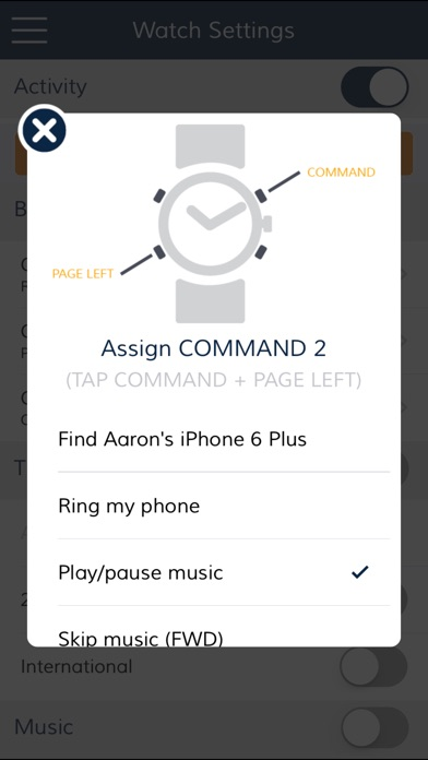 download CONNECTED WATCH apps 1