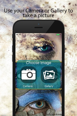 Eye Color Lense - Photo Editor screenshot 2