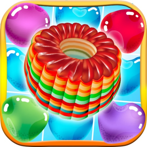 Hard Candy Jewel Smash iOS App