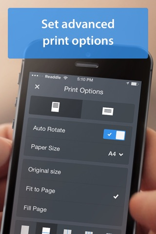 Printer Pro screenshot 3