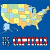 U.S. State Capitals Quiz! Learn the names and locations of the United States Capitals Trivia Game