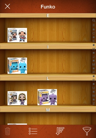 Vinyl Figure Toy Collector screenshot 4