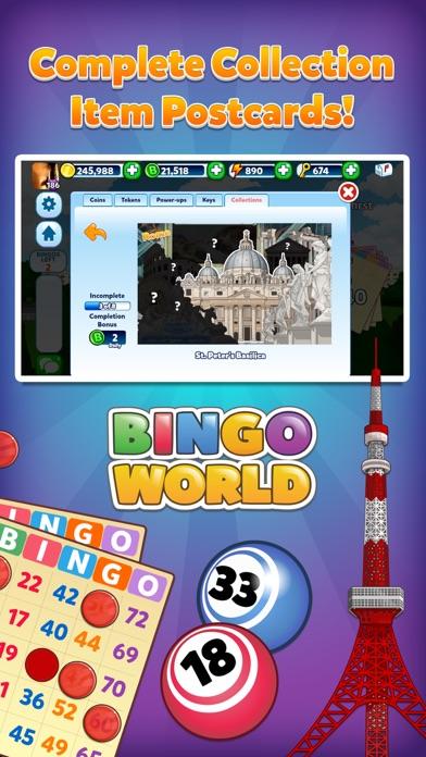 Bingo world slot machines online-gaming videopoker bonus casinoonline