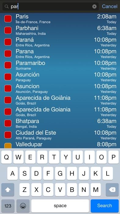 TimeScroller - Time Z... screenshot1