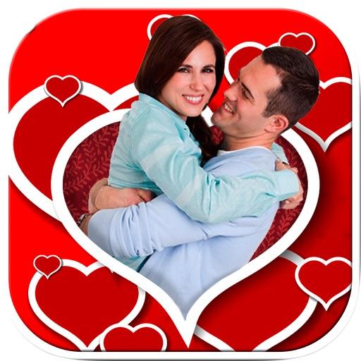 Foto marcos de amor - Fotomontaje de marcos de amor para editar tus ...