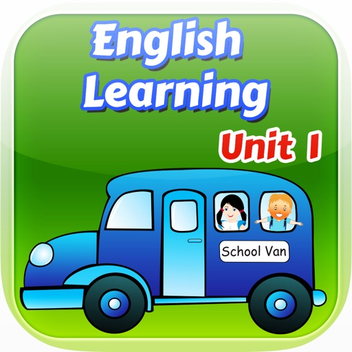 English Learning For Kids : English Alphabets Unit 01 iOS App