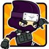 Super Ninja Abenteuer Legende Rennen Und Springen Spiel Für Kinder