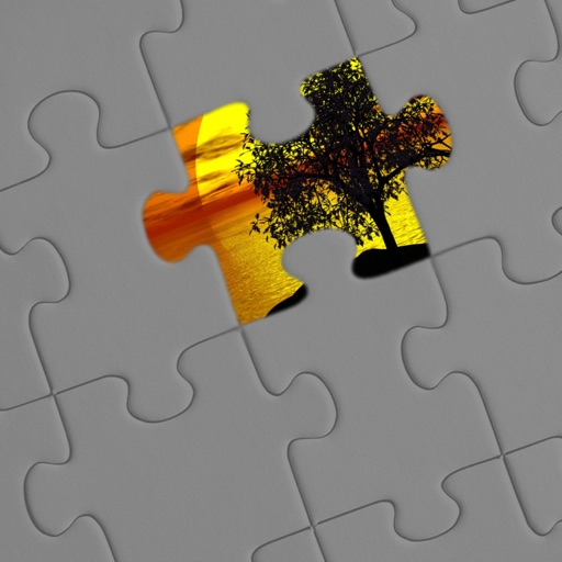 Relaxing Puzzle iOS App