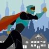 America Heroes - Jumping And Flying Racing Adventure