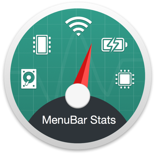 MenuBar Stats - System Monitor & Memory Clean & Battery Health