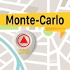 Monte Carlo Offline Map Navigator and Guide