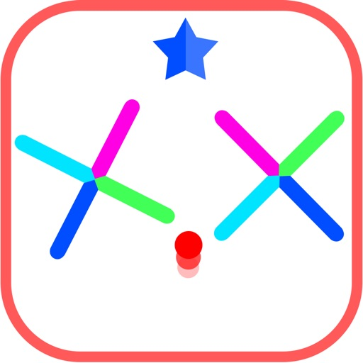 Impossible Color Switch Dash Game iOS App