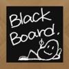 Black Board Black