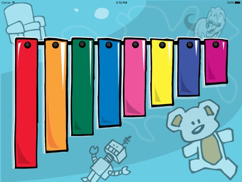Play the Xylophone screenshot 1