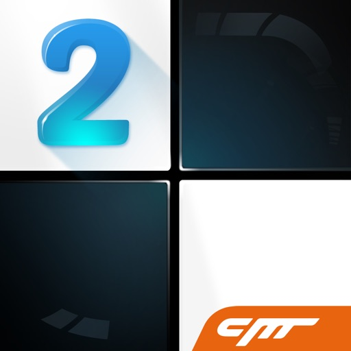 Download Piano Tiles 2 (Don't Tap The White Tile 2) free for iPhone, iPod and iPad
